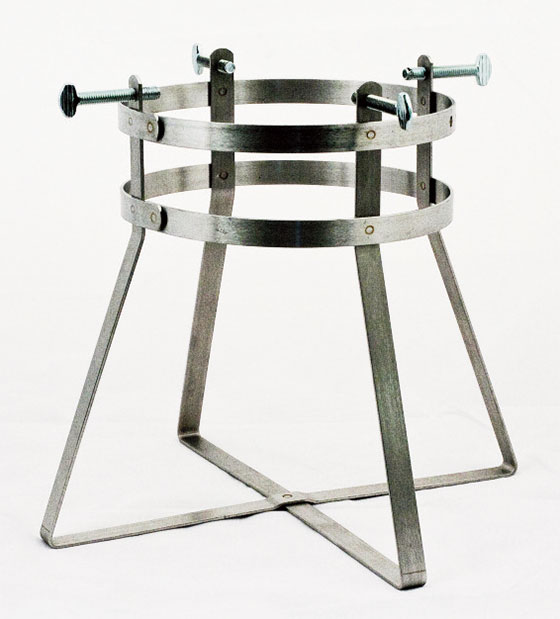 Small Cylinder Stand Model 450
