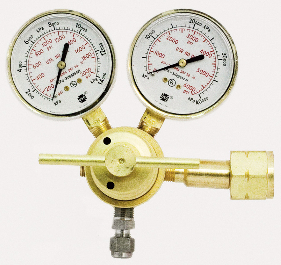 High Pressure Regulators Series 3800V