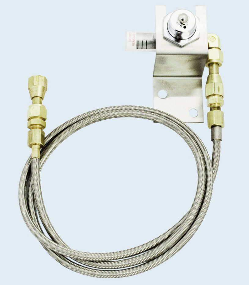 Silenced Cryogenic Safety Relief Valve Series 8636 Whisper Valve