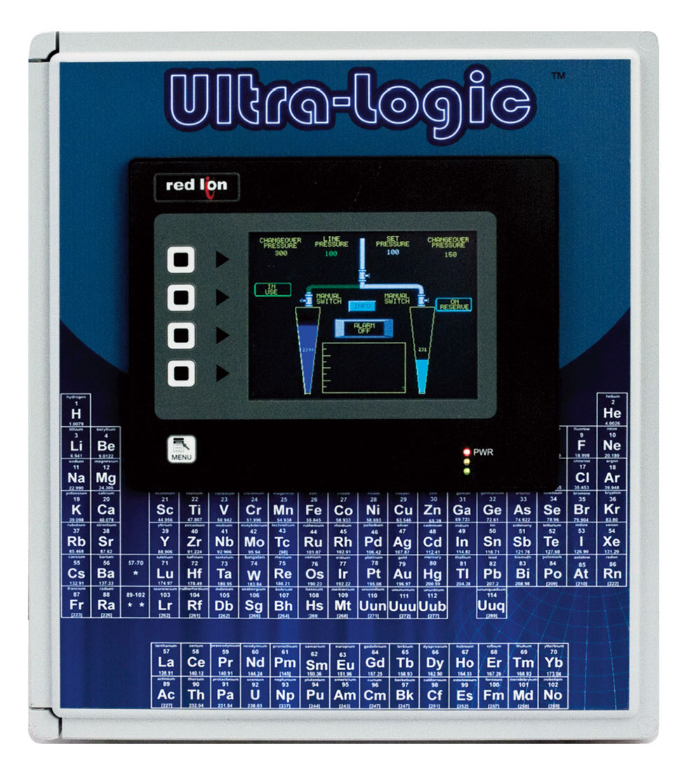 Ultra-Logic II Advanced Fully Automatic Electronic Touch Screen Changeover Manifold Series 919TS